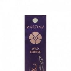 Betisoare parfumate Wild Berries - Maroma