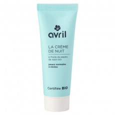 Crema de noapte ten normal, mixt, 50ml - Avril