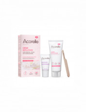 Crema depilatoare naturala pentru fata si zone sensibile 75ml - Acorelle
