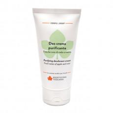 Deodorant crema purificator Biofficina Toscana 50ml