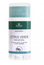 Deodorant cu citrus verde Trio Verde