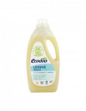 Detergent rufe bio sensitive fara alergeni, fara parfum 2L - Ecodoo