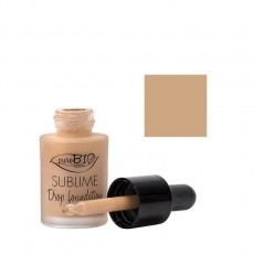 Fond de ten Sublime Drop Foundation 03 - PuroBio