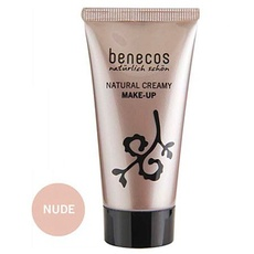 Fond ten natural Nude - Benecos 30ml