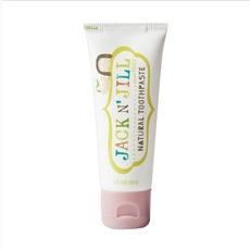 Pasta de dinti naturala pentru copii - Jack'n'Jill