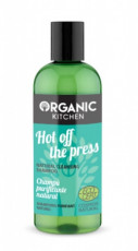 Sampon purificator cu menta Hot Off The Press - Organic Kitchen