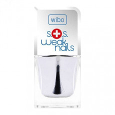 Tratament SOS pentru unghii fragile, baza si top coat - Wibo