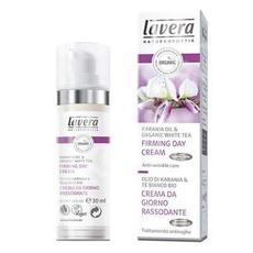 Crema de zi regeneranta antirid cu ulei de karanja, coenzima Q10 si acid hialuronic - LAVERA