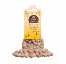 Bomboane perle cu propolis 100g - Apidava