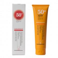 Crema solara corp SPF50 WR cu ganoderma, 150ml - Bioearth