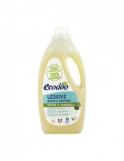 Detergent rufe bio cu sapun de Marsilia 2L - Ecodoo