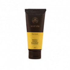 Exfoliant ten cu turmeric, nuca si santal, 25gr - Soultree