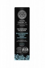 Masca neagra purificatoare Black Mask, Northern Collection 80ml - Natura Siberica