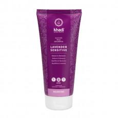 Sampon ayurvedic scalp sensibil Lavender Sensitive, 200ml - Khadi