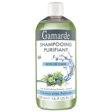 Sampon natural antimatreata cu ienupar - Gamarde