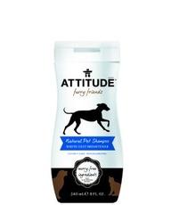 Sampon natural pentru animalul tau de casa– blana alba strălucitoare, 240ml
