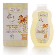 Sampon si gel de dus pentru copii si bebelusi Baby Anthyllis ECO BIO 400ml