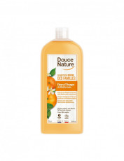 Sampon si gel dus cu portocale FAMILLY SIZE 1L - Douce Nature