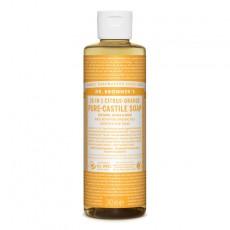 Sapun lichid de Castilia 18-in-1 Citrice 60/240/475/945ml - Dr Bronner