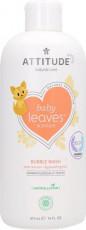 Spumant de baie pentru copii, aroma Nectar de Pere, 473 ml - ATTITUDE