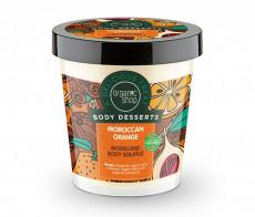 Sufleu delicios pentru corp Moroccan Orange, 450 ml - Organic Shop Body Desserts