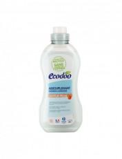 Balsam de rufe Bio cu aroma de piersici 1L - Ecodoo