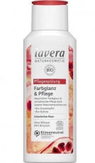 Balsam stralucire par vopsit cu rodie si quinoa Colour & Care, 200ml - LAVERA