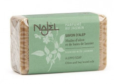 Sapun de Alep Najel Collection cu iasomie - 100g Najel