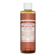 Sapun lichid de Castilia 18-in-1 Eucalipt 60/240/475/945ml - Dr Bronner