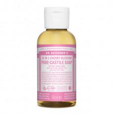Sapun Organic cu Ulei Esential de Cherry Blossom- 60 ml - Dr. Bronner's