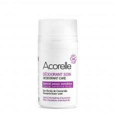 Deodorant bio pentru piele sensibila 50ml cu alaun si musetel - Acorelle