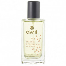 Apa de toaleta bio Infinite Tenderness, 50ml - Avril