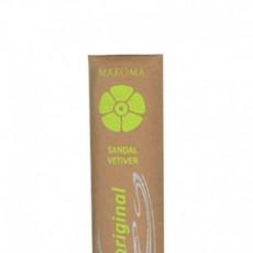Betisoare parfumate Santal & Vetiver - Maroma