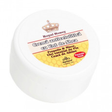 Crema naturala anticelulitica cu miere, propolis, ceara albine, ulei de pin, vitamina A&E 250g - Apidava