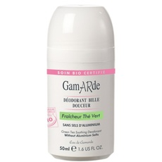 Deodorant natural roll on Gamarde