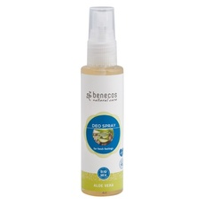 Deodorant natural spray cu aloe vera - Benecos