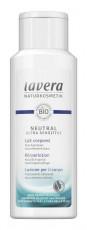 Lotiune de corp pentru piele alergica, foarte sensibila si iritata, Neutral - LAVERA