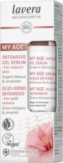 Ser uleios intensiv pentru ten matur cu hibiscus si ceramide MY AGE, 30ml - LAVERA