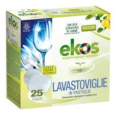 Tablete ECO hidrosolubile pentru masina de spalat vase Ekos 25 buc - 450g