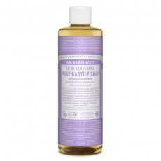 Sapun lichid de Castilia 18-in-1 Lavanda 60/240/475/945ml - Dr Bronner