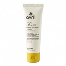 Crema solara ten SPF50, 50ml - Avril