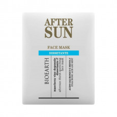Masca servetel aftersun ten deshidratat - Bioearth Sun