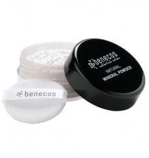 Pudra minerala libera Translucent, 10g - Benecos