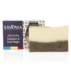 Sapun natural ceai negru si cuisoare - Savonia
