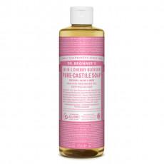 Sapun Organic cu Ulei Esential de Flori Cires – 475 ml - Dr. Bronner's
