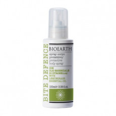 Spray repelent natural impotriva tantarilor, 100ml - Bite Defence Bioearth