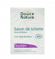 Sapun BIO lavanda - Douce Nature