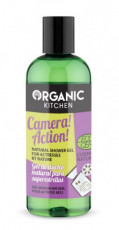 Gel de dus bio cu extract de mango Camera! Action! 300ml- Organic Kitchen