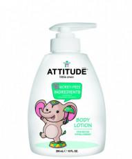 Lotiune de corp hipoalergenica pentru bebe, Nectar de Pere 300 ml - ATTITUDE