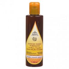 Lotiune tonica purifianta cu miere, proplis, extract de salcami - Apidava 200ml